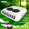 portable air conditioner for cars minibus or van bus air conditioner with Sanden compressor