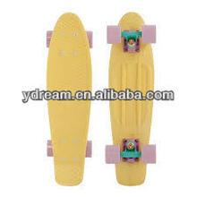 Favorites Compare skate board.penny skateboard longboard,PU wheel,penny style plastic cruiser skateboard complete