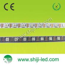 smd5050 60leds addressable ws2812b rgb pixel led ws2811 arduino led flexible strip