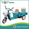 CE Approved Three Wheel Motorized Tricycle For Cargo