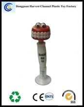 Big mouth cartoon pen