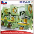 j23 série máquina de perfuração mecânica importados com anel de vedação j23 série máquina de perfuração mecânica