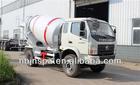 china manufacture 4cbm cement mixer truck