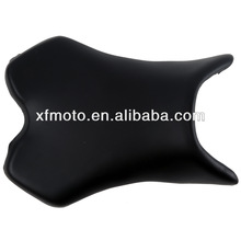 Motorcycle Front Seat Rider Driver Pad Cushion For Yamaha YZF R1 2007-2008 Black