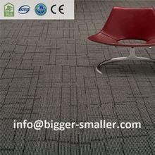 bitumen backing carpet tiles