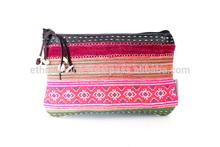 Hmong Hill Tribe Vintage Clutch Handbag
