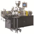 TSE-30A Water strand Mini plastic polyurethane recycling extruder machinery