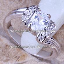 very nice zircon imitate diamond jewellery rings
