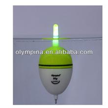 Night Electronic Fishing floats Fishing Bobber novelty floating fish toy