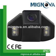 High Resolution 12V HD Car Rear View Backup Camera For CRV HONDA