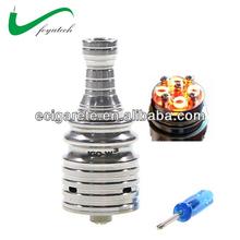 wholesale mechanical mod atomizer IGO-W3 Quad Coil Dripping Atomiser clone igo w3