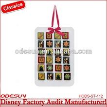 Disney factory audit manufacturer's mini paper calendars 149190