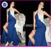 Dubai E542 Designer Deep V Neckline Heavy Beading Sexy Split Full Figure Evening Dresses