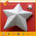decoração de natal em forma de estrela de poliestireno isopor espuma de bola