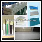 Polyurethane foam system for cold room panel