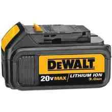 li-ion 20V 3.0Ah DeWalt Cordless tool battery