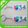 Soft pvc customized pvc key chains 2014