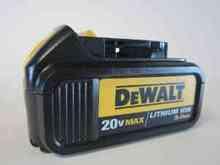20v Power Tool Li-ion Rechargeable Battery dewalt battery