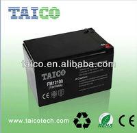 good quality 12volt battery 12v 10ah lead acid battery