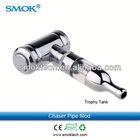2014 hot seller smoking pipes vapor e pipe e pipe smok
