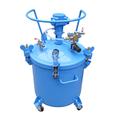 40l automatique réservoir de peinture, réservoirs sous pression de 10l à 60l