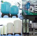 Sistema purificador de agua, purificador de agua industrial, el tanque de frp para tratamiento de agua