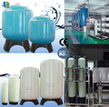 Sistema de purificador de água, Industrial purificador de água, Tanque de frp para tratamento de água