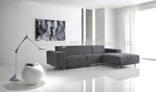Modern fabric l shaped sofa furniture set designs for living room furniture