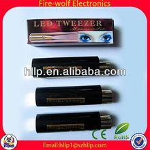High quality promotion / advertising electric eyebrow tweezer