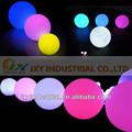 a prueba de agua ip68 rgb colores recargable led espejo bola de discoteca luz