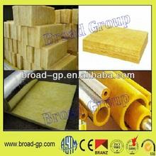 Glass Wool (roll, batts)