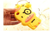 3D Duck Silicone Cellphone Cases for iPhone 4 4G 4S Waterproof Protective Cover Mobile Phone Case Cover