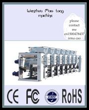 auto hot edge band printing machine