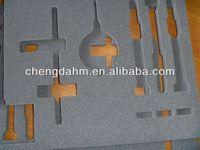 China factory directly sell eva foam, 8mm Black Eva foam tube