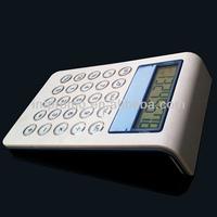 8 digits desktop calcuator LCD display