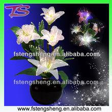 New style led flower vase light