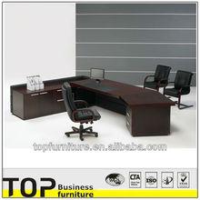 2014 High Gloss Executive Table Office Desk