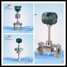 Diesel fuel oil flow meter asphalt flowmeter superheated steam flowmeter