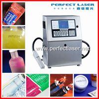 Expiry / Date / Time / Serial / Batch Number inkjet plastic bag printer