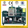 Utilizado 10 toneladas 98% de alto rendimiento de la máquina de biodiesel precio