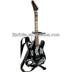 High quality custom water slide decal for guitar