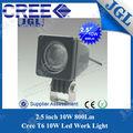 Nueva 10w/20w/40w/60w led de camiones por carretera luz 4x4 autobuses auto cabeza de la lámpara toyota corolla ke70 accesorios