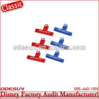 Disney factory audit giant plastic paper clips 143970
