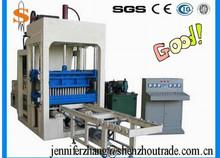 fully automatic clay bricks making machine,block making machine