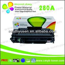280A High quality toner cartridge