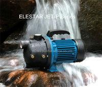 2 ELESTAR 1hp 100%output JET-P Series Self-Priming Jet Pumps/precio de la bomba de agua de 1 hp