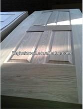 professional manufacturer of moulded press door skin plywood with natural fancy ash,sapele,walnut,red oak veneer 2.7mm