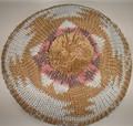 nouvelle mode jacquard tricoté béret bonnet à pompon