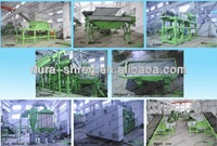 rubber recycling machine For Various Vehicle Tyre