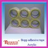 China manufacturer transparent bopp office grip tape